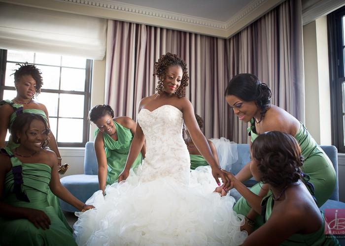 The Ballroom Bethesda | Washington DC Wedding Photography