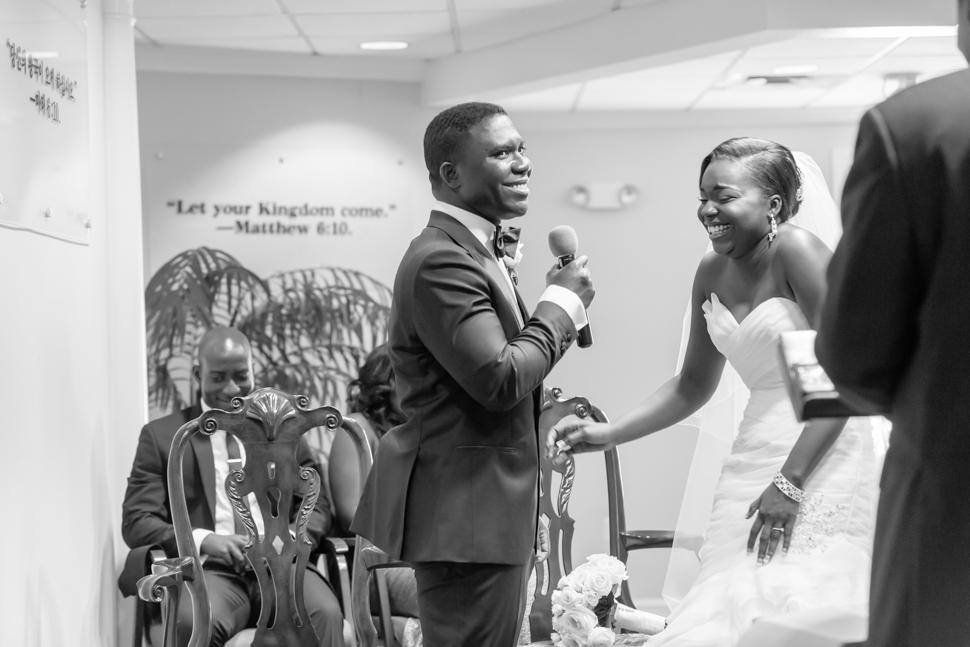 Northern Virginia Wedding Ghanaian