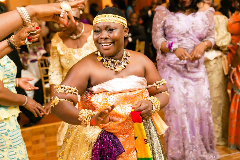 Richmond Virginia Wedding Ghanaian