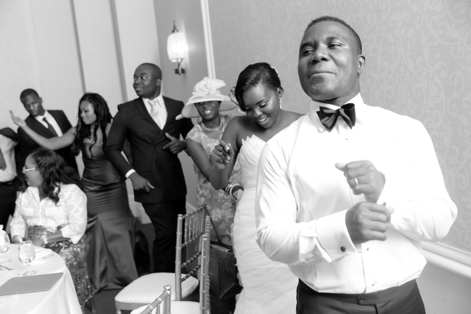 Maryland Wedding reception