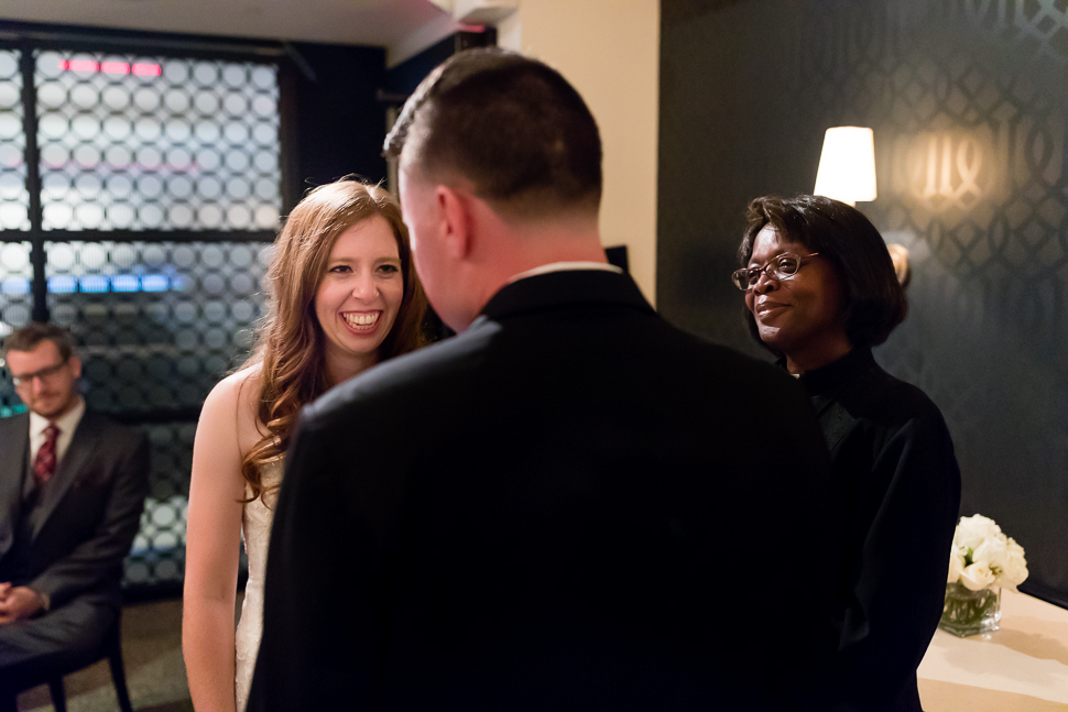 DC Restaurant Wedding