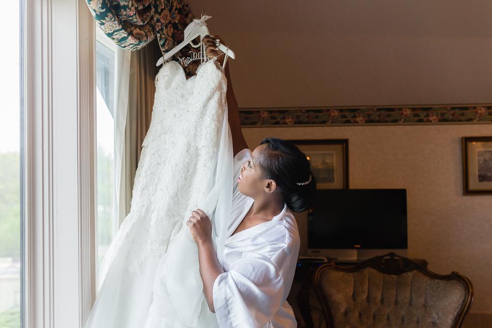 DC Wedding Dress