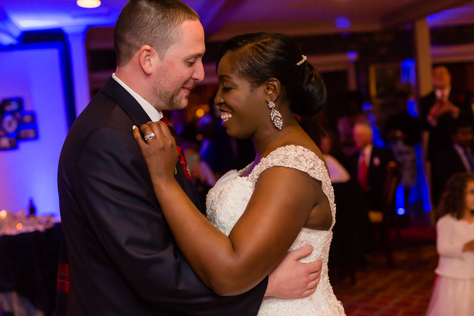 Scottish Ghanaian DC Wedding First Dance