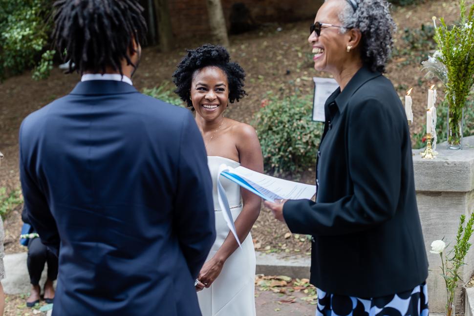 DC Intimate Ceremony