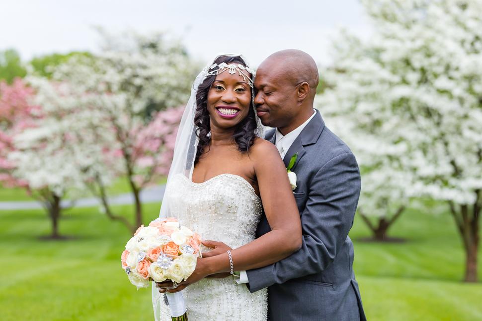 The Bolger Center Wedding Photographer