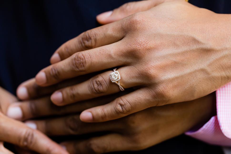 Washington DC Engagement Ring
