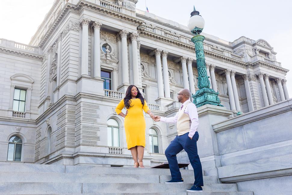 DMV Engagement Photographer