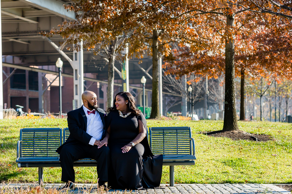 dc engagement session