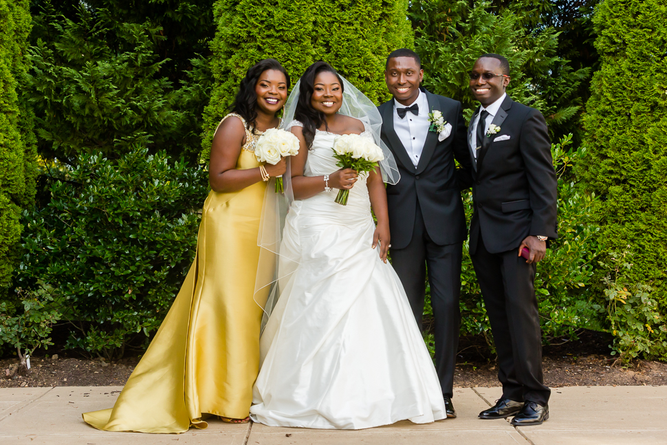 Foxchase Manor Bridal Party