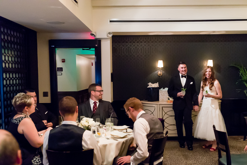 Joes DC Wedding Cocktail