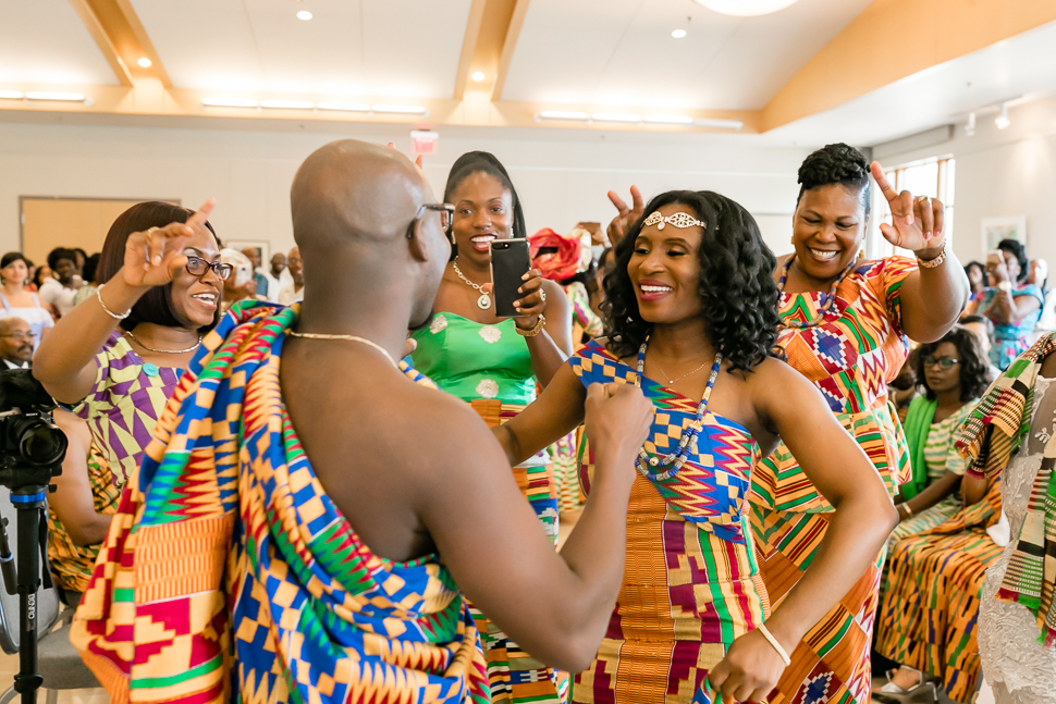 DC Traditional Ghanaian Celebration