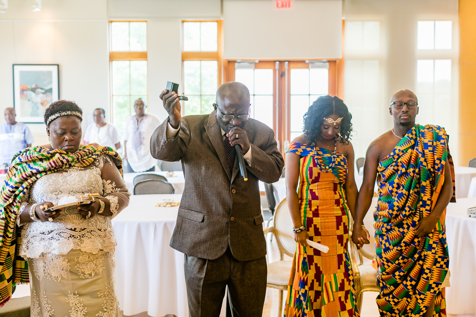 DC Traditional Ghanaian Ceremony