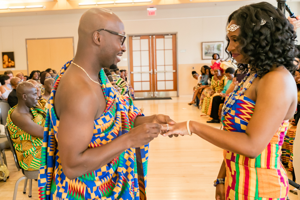 Traditional Ghanaian Engagement