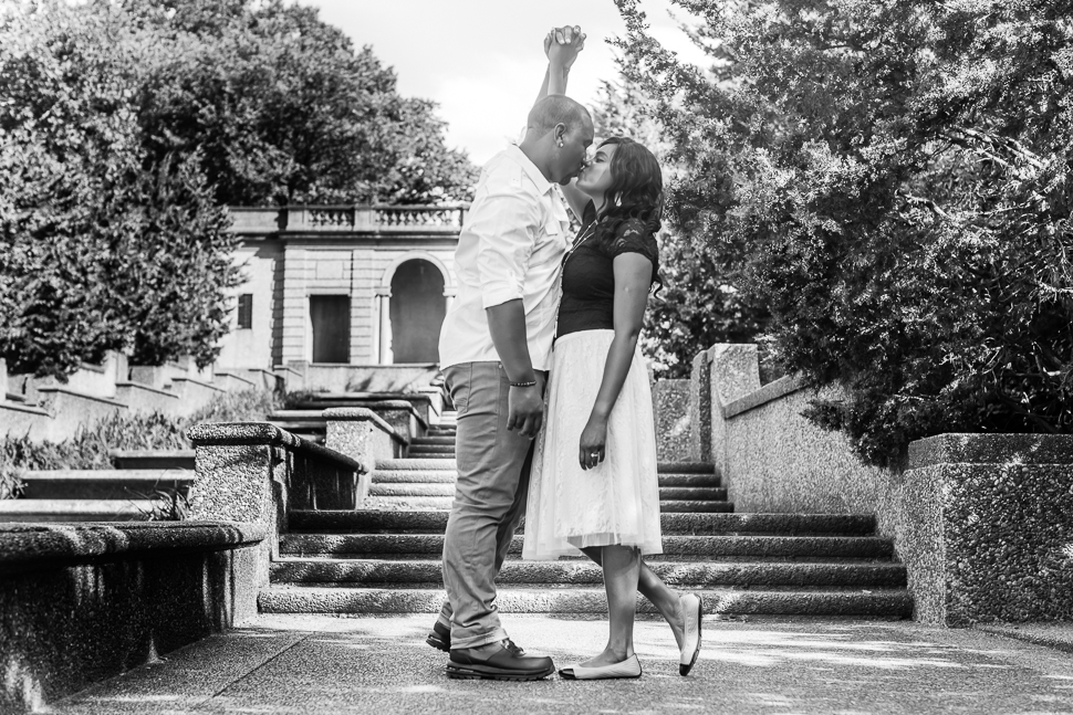 Meridian Hill Park Portrait Session