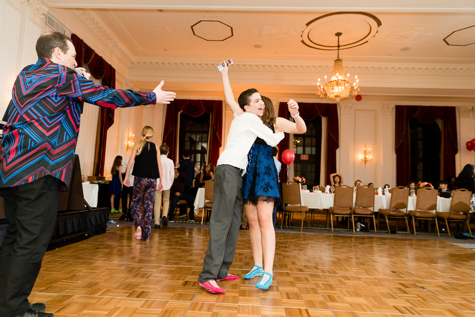 DC Bar Mitzvah Photographer