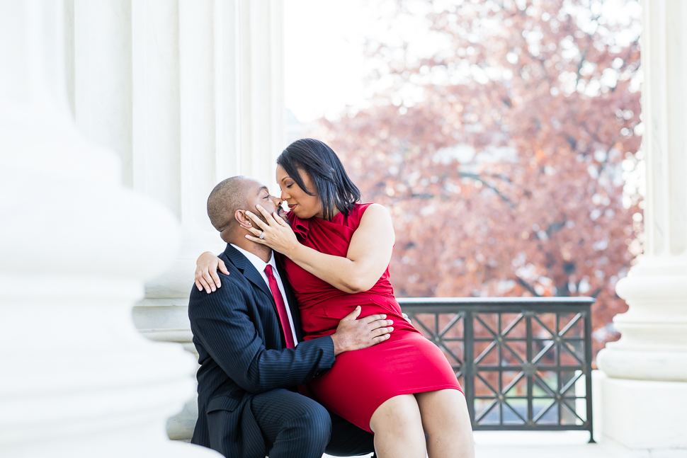 DC Engagement Session Photographer