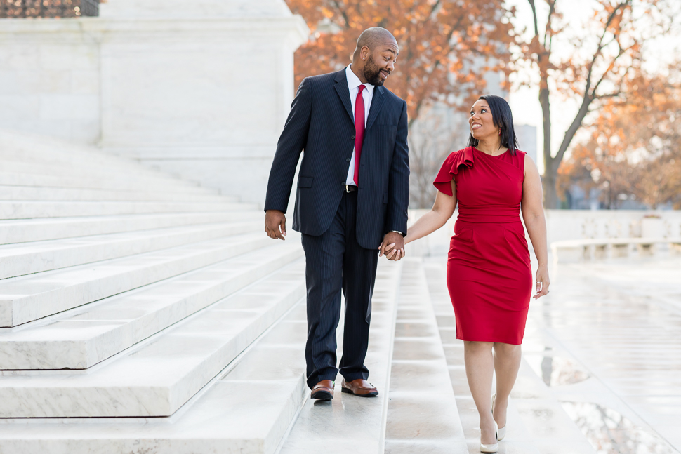 DC Monument Engagement