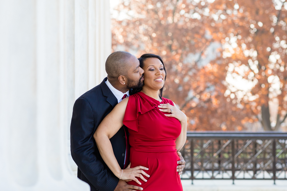 DC Chinatown Engagement Session