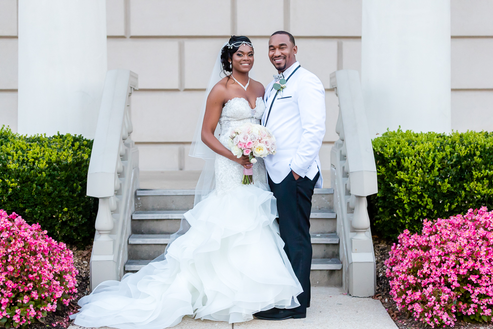 Martin's West Baltimore Wedding Photographer